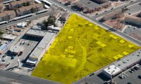 Land Entitled for Mixed Use on Las Vegas BLVD