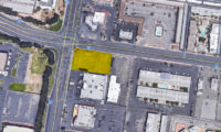 Land Held for Future Development on Paradise Rd