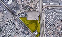 Land Held for Future Development on Boulder HWY